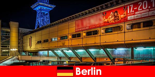 Doświadcz życia nocnego w Berlinie dzięki burdelom i szlachetnym modelom towarzyskim