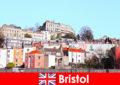 Bristol to miasto z kulturą młodzieżową i przyjazną atmosferą dla nieznajomych