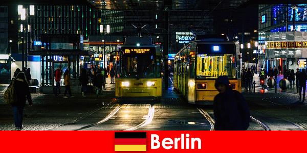 Prostytucja w Berlinie z gorącymi dziwkami towarzyskimi z nocnego życia
