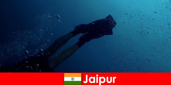 Sporty wodne w Jaipur to najlepsza rada dla nurków