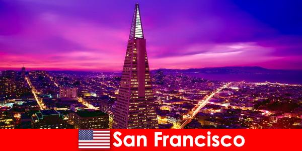 San Francisco to tętniące życiem centrum kulturalne i gospodarcze dla imigrantów