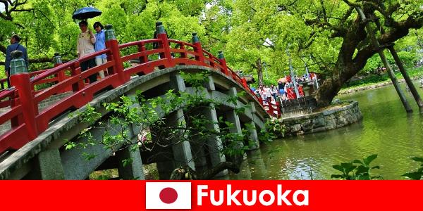 Dla imigrantów Fukuoka to luźna i międzynarodowa atmosfera o wysokiej jakości życia