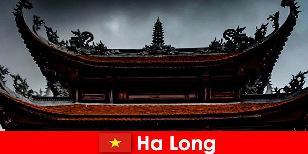 Ha long jest znane jako miasto kultury wśród nieznajomych