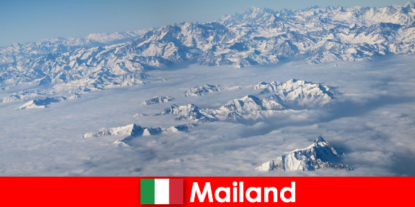 Mediolan to jeden z najlepszych ośrodków narciarskich dla turystów we Włoszech