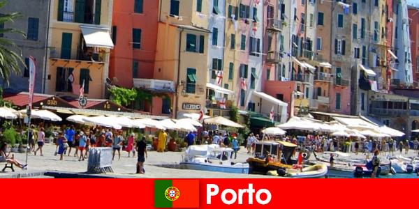 Porto jest zawsze popularnym miejscem dla turystów z plecakiem i wczasowiczów z ograniczonym budżetem
