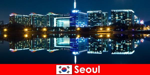 Seul w Korei Południowej to fascynujące miasto, które łączy tradycję z nowoczesnością