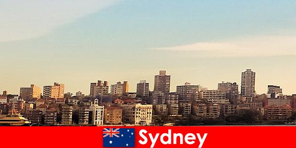 Sydney jest znane wśród obcokrajowców jako jedno z najbardziej wielokulturowych miast na świecie