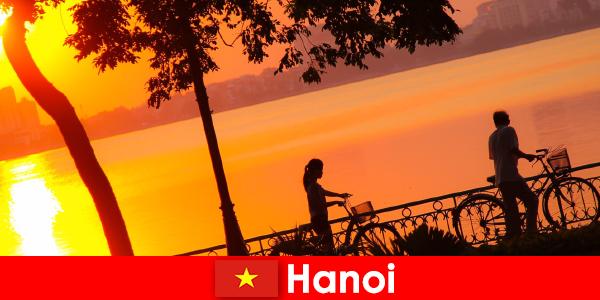 Hanoi to niekończąca się zabawa dla podróżników kochających gorące temperatury