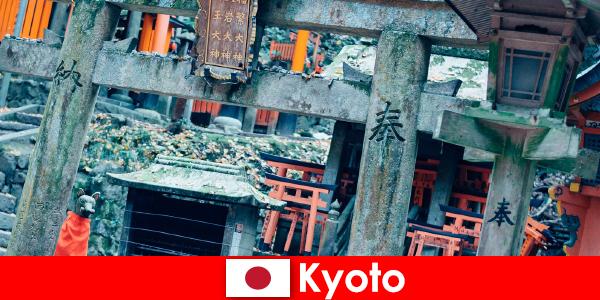 Przedwojenna japońska architektura Kioto jest zawsze podziwiana przez obcokrajowców
