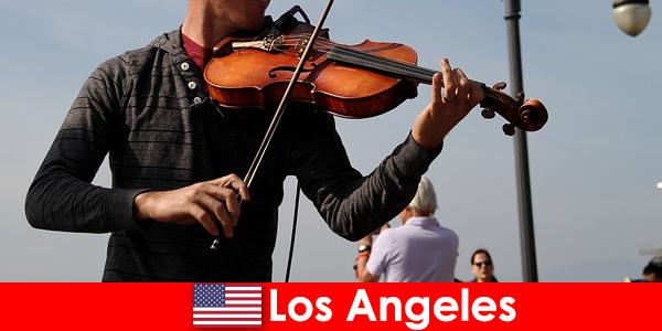 Atrakcje w Los Angeles, które trzeba zobaczyć dla międzynarodowych podróżników