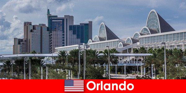 Orlando to najczęściej odwiedzane miejsce turystyczne w Stanach Zjednoczonych