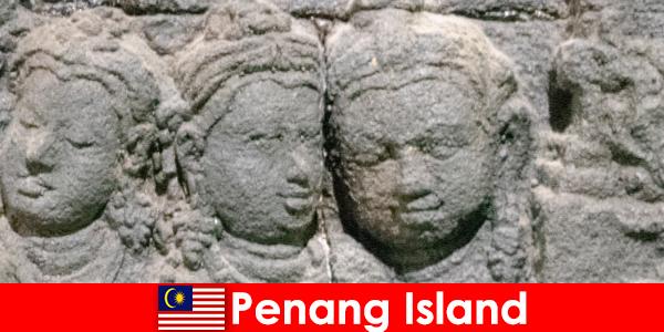 Wyspa Penang ma wiele zabytków i wspaniałych atrakcji w jednym