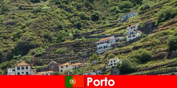 Miejsce wypoczynku w Porto dla miłośników wina z całego świata