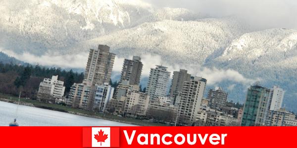 Vancouver, cudowne miasto między oceanem a górami, otwiera wiele możliwości dla turystów sportowych