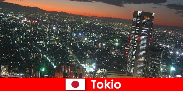 Obcy kochają Tokio – największe i najnowocześniejsze miasto na świecie