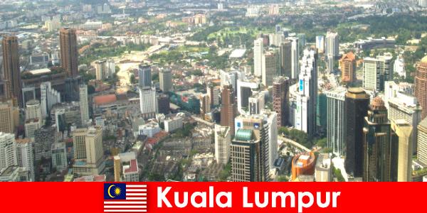 Kuala Lumpur w Malezji Wielbiciele Azji wciąż tu przyjeżdżają