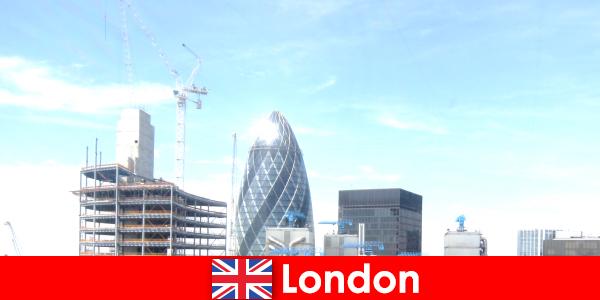 Zabytki i atrakcje Londynu z Anglii