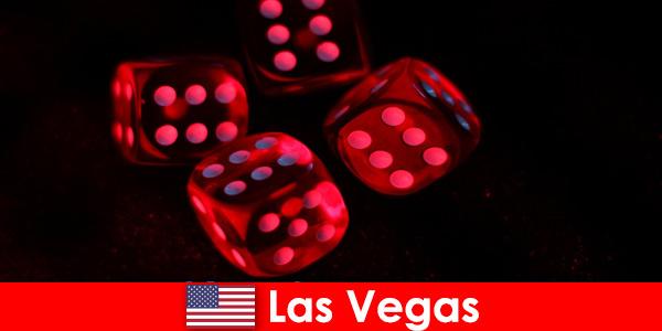 Podróżuj do wspaniałego świata tysiąca gier w Las Vegas w Stanach Zjednoczonych