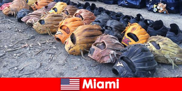 Wymarzone wakacje dla podróżników do parków sportowych w Miami Stany Zjednoczone