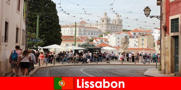 Lizbona Portugalia oferuje tanie hotele zagranicznym studentom i uczniom