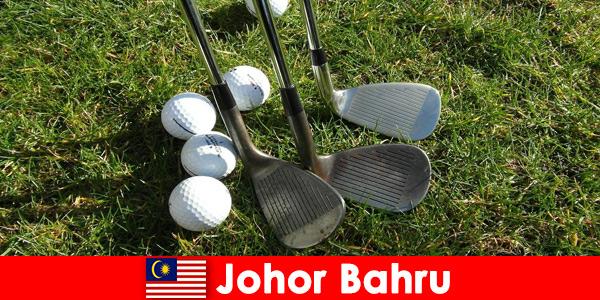 Porada dla wtajemniczonych – Johor Bahru Malezja ma wiele wspaniałych pól golfowych dla aktywnych turystów