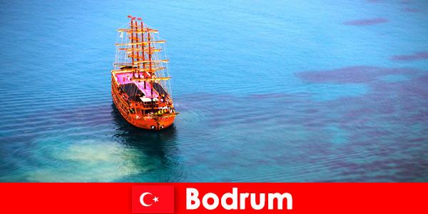Wyjazd klubowy dla członków z przyjaciółmi w pięknym Bodrum Turcji
